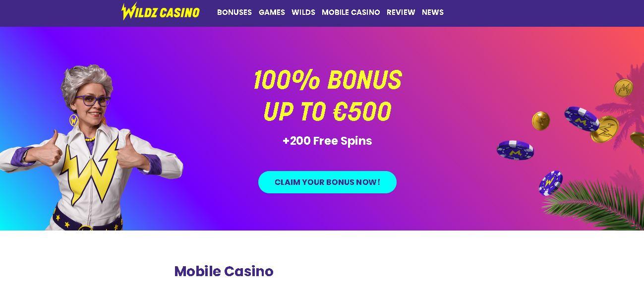 Casino Apps Wildz